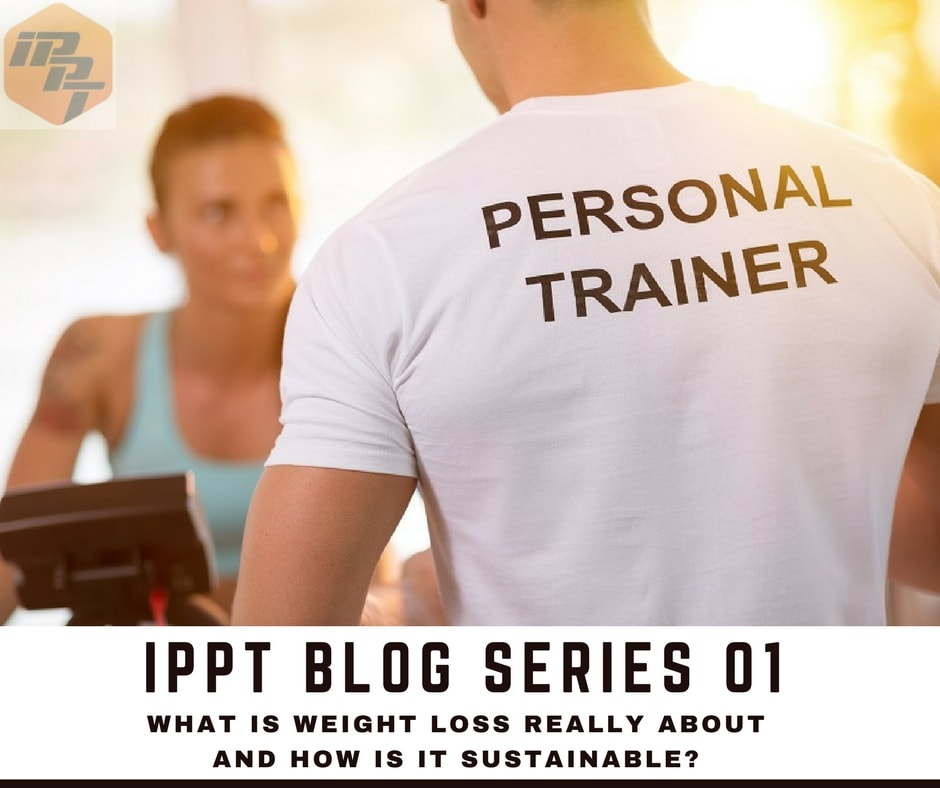 IPPT Blog Series 01 - Quick Fix [Weight Loss Perth]